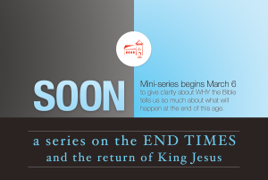 Soon on End Times at The Red Brick Church