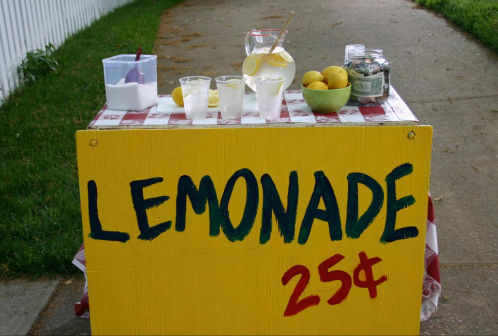 Lemonade Stands: Q&A with Chris Brauns